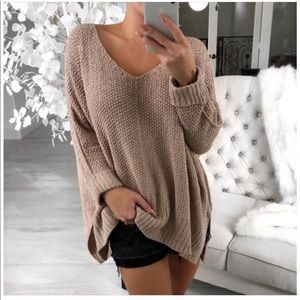 ekAttire BLOSSOM Boxy Top in Latte
